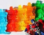 <b>Transformers</b> Optimus Prime <b>Silicone</b> Birthday Candy <b>Mold</b> Party ...