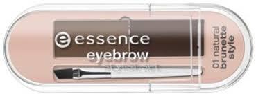 <b>essence Набор для</b> бровей компактный eyebrow stylist set ...