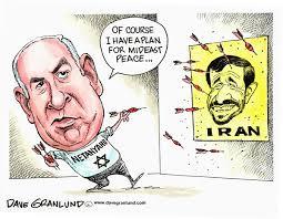 Image result for Netanyahu CARTOON