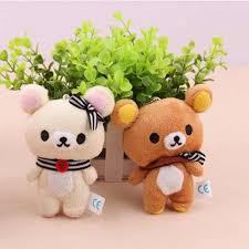 <b>10cm Cute Plush Toys</b> New cute soft plush hamster doll jewelry bag ...
