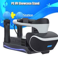 PS4 PS Move <b>VR</b> зарядки хранения <b>стенд</b> PSVR гарнитура CUH ...