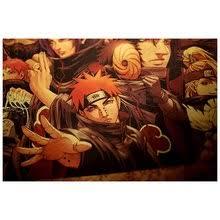 Best value <b>Naruto</b> and Sasuke <b>Wall</b> Poster – Great deals on <b>Naruto</b> ...