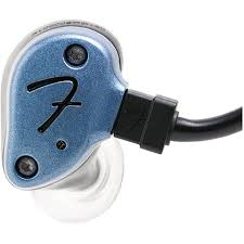 <b>Fender IEM Nine 1</b> Gun Metal Blue « In-Ear Earpieces