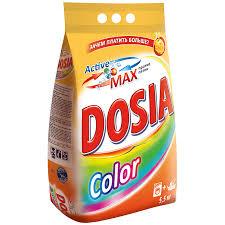 <b>Порошок стиральный Dosia</b> универсальный, 5.5 кг | Магнит ...