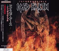 <b>Iced Earth</b> - <b>Incorruptible</b> (2017, CD) | Discogs