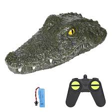 <b>JJRC</b> RC Boat Simulation Crocodile Electric Racing Boat <b>for</b> Pools ...