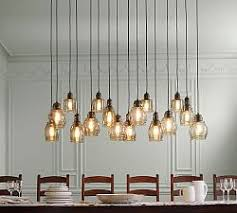 paxton glass 16 light pendant lighting pendants