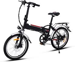 Folding Electric Bike for Adults with APP Control ... - Amazon.com