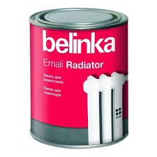 <b>Эмаль BELINKA Email Radiator</b> (глянец), 0,75 л — купить в ...
