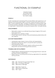 resume examples  example functional resume resume template        resume examples  functional cv example for profile with experience and training or development  example