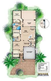 Impressive Narrow Beach House Plans   Home Narrow Lot House Plans    Impressive Narrow Beach House Plans   Home Narrow Lot House Plans