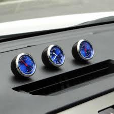 <b>Car Thermometer</b> Hygrometer Material <b>Car Clock Car Electronic</b> ...