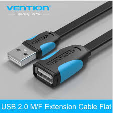 <b>Vention USB 2.0 Male</b> to Female USB Cable 1m 1.5m 2m 3m 5m ...