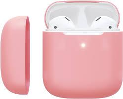 <b>Чехол Red Line для</b> AirPods 1,3 mm, розовый (УТ000019396 ...