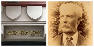 watson fothergill or is it fothergill watson and the name plate he designed architect office names
