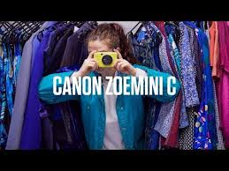 <b>Фотоаппарат Canon Zoemini</b> C Blue - Магазин Лигафото