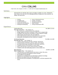 best film crew resume example livecareer create my resume