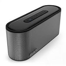 <b>Bluetooth Speaker</b>,<b>20W Portable</b> Stereo Speaker - 24 Hours ...