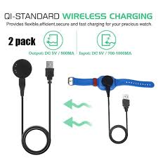 2PCS Qi <b>Wireless Charging</b> Power Magnetic Charger For Huawei ...