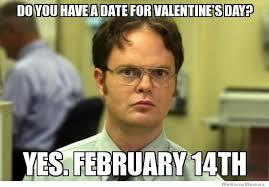 Valentines Day Meme   WeKnowMemes via Relatably.com