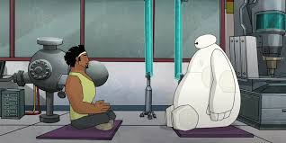 Exclusive: <b>Big Hero 6 The</b> Series Short Teaches Fans Home Exercises