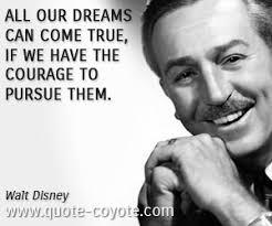 Walt Disney quotes - Quote Coyote