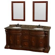 freestanding bathroom vanity undermounted quot roxbury traditional double bathroom vanity undermount by wyndham