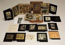 Marcel Duchamp 'Boîte-en-Valise / Box in a suitcase' (Green Box?), 1934