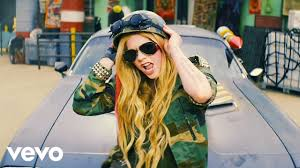 Avril Lavigne - Rock <b>N Roll</b> - YouTube