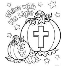 Small Picture Jesus Shine In Me Coloring Picture For Halloween Sunday