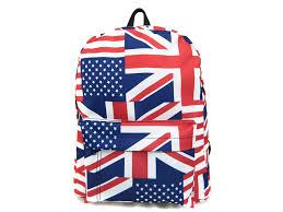 <b>Рюкзак</b> молодежный <b>Creative LLC</b> British Flag GL-BC876