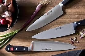 Как выбирать <b>шеф</b>-<b>нож</b>? — Wusthof