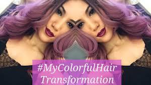 <b>L'Oréal Professionnel</b> #ColorfulHair Transformation | Through ...