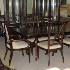 Thomasville Dining Room Chairs Thomasville Furniture Nocturne Dining Table Studio 455 Chairs Opt
