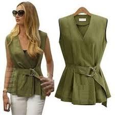 #Идеи | Пальто, куртки | Sleeveless coat, Vest <b>jacket</b> и Tunic blouse