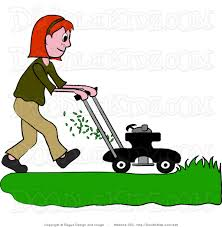 grass mowed clipart clipartfest clip art illustration of a red