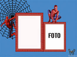 spiderman printable invitations cards or photo frames oh spiderman printable invitations labels or cards