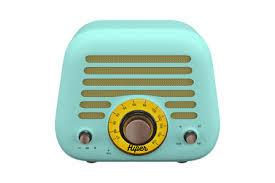 Активная акустическая система <b>HIPER RETRO L</b> Cyan купить за ...