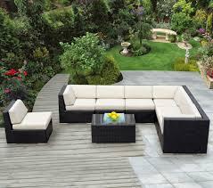 patio furniture sectional ideas: iron ohana genuine outdoor patio couches iron