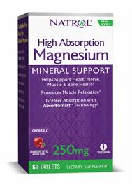 Natrol High Absorption Magnesium Cranberry ... - Fry's Food Stores