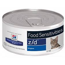 <b>Консервы Hill's Prescription Diet</b> z/d Feline для взрослых кошек ...