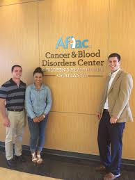 aflac interview questions glassdoor aflac photo of aflac s interns the aflac cancer center