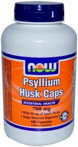 Now Foods, <b>Psyllium Husk Caps</b>, <b>700</b> Mg, 180 Capsules : Buy ...