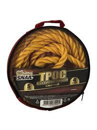 <b>Трос 5 т</b>, 4 м, канатный тип <b>Golden Snail</b> 7544460 в интернет ...