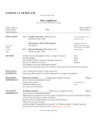 resume specimen resume specimen resume full size