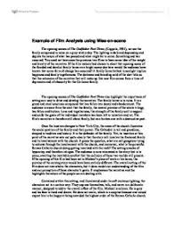 critical writing essay example sample of a critical essay  genetta if you want to get ahead get