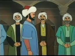 İstanbul'un Fethi çizgi film