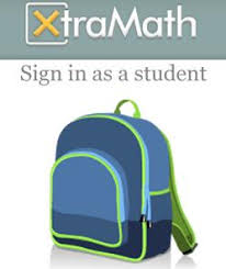 Image result for xtramath sign in