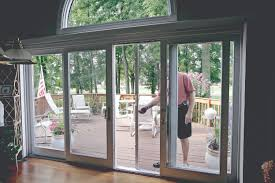 fully retractable sliding patio west hills window screens stowaway west hills window screens