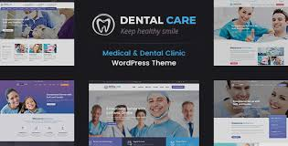 <b>Dental</b> Care - <b>Teeth</b> Clinic WordPress <b>Theme</b> by DesignArc ...